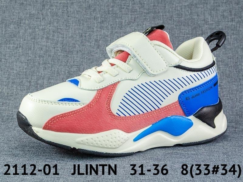 JLINTN Кроссовки закрытые 2112-01 31-36