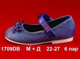 М + Д. Туфельки 1709 22-27