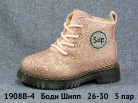 Боди Шипп Ботинки демисезонные 1908B-4 26-30