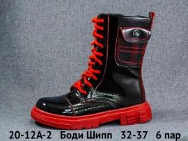 Боди Шипп Ботинки демисезонные 20-12A-2 32-37