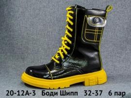 Боди Шипп Ботинки демисезонные 20-12A-3 32-37