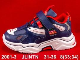 JLINTN Кроссовки закрытые 2001-3 31-36