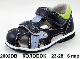 КОЛОБОК Сандалии LED 2002DB 23-28