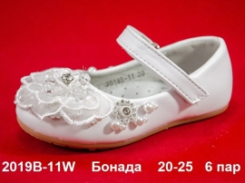 Бонада Туфли 2019B-11W 20-25