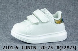 JLINTN Кроссовки закрытые 2101-6 20-25