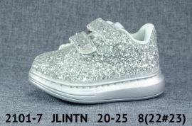 JLINTN Кроссовки закрытые 2101-7 20-25