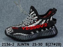 JLINTN Изи Буст - Носки Кроссовки 2136-2 25-30