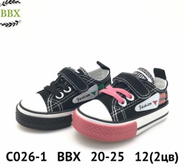 BBX Кеды C026-1 20-25