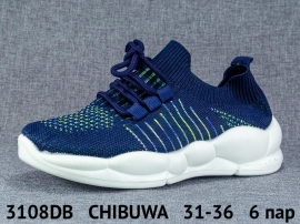 CHIBUWA Кроссовки летние 3108DB 31-36