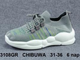 CHIBUWA Изи Буст - Носки Кроссовки 3108GR 31-36