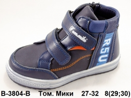 Том. Мики Ботинки демисезонные B-3804-B 27-32