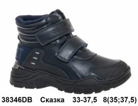 Сказка Ботинки зимние 38346DB 33-37.5