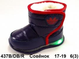 Совёнок Сноубутсы 437D/DB/R 17-19