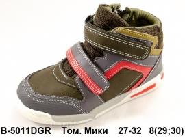 Том. Мики Ботинки демисезонные B-5011DGR 27-32