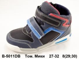 Том. Мики Ботинки демисезонные B-5011DB  27-32