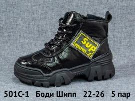 Боди Шипп Ботинки демисезонные 501C-1 22-26
