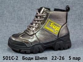 Боди Шипп Ботинки демисезонные 501C-2 22-26