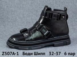 Боди Шипп Ботинки демисезонные Z507A-1 32-37