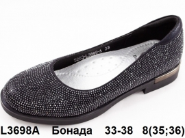 Бонада Туфли L3698A 33-38