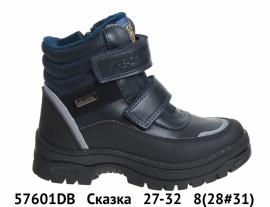 Сказка Ботинки зимние 57601DB 27-32