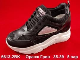 Оранж Грин  6613-2BK   35-39