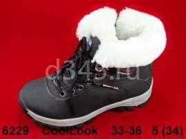 CoolLook. Ботинки зимние 6229 32-36