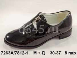 М+Д. Д / С туфли 7812-1 30-37