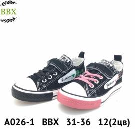 BBX Кеды A026-1 31-36