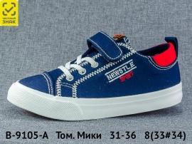 Том. Мики Кеды B-9105-A 31-36