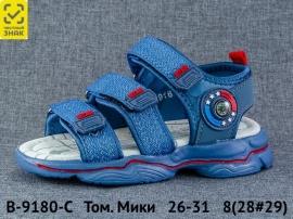 Том. Мики Сандалии B-9180-C 26-31