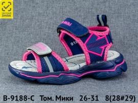 Том. Мики Сандалии B-9188-C 26-31