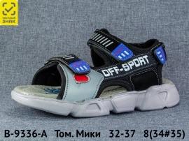 Том. Мики Сандалии B-9336-A 32-37