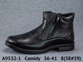 Camidy Ботинки демисезонные A9532-1 36-41