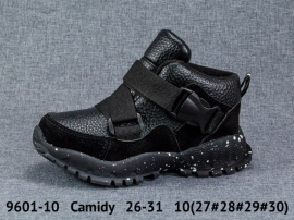 Camidy Ботинки демисезонные 9601-10 26-31