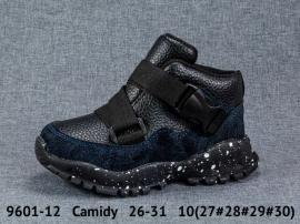 Camidy Ботинки демисезонные 9601-12 26-31