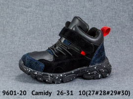 Camidy Ботинки демисезонные 9601-20 26-31