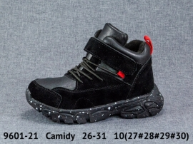 Camidy Ботинки демисезонные 9601-21 26-31