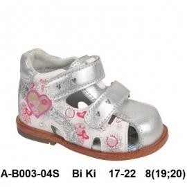 Bi Ki Босоножки A-B003-04S 17-22