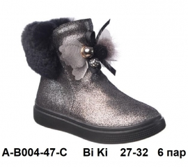 Bi Ki Ботинки зимние A-B004-47-C  27-32