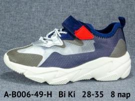 Bi Ki Кроссовки летние A-B006-49-H 28-35