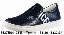 Tom.m. Слипоны 01-98-B 31-36