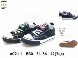 BBX Кеды A021-1 31-36