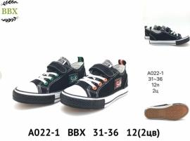 BBX Кеды A022-1 31-36