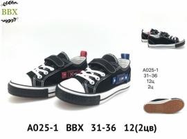 BBX Кеды A025-1 31-36