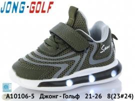 Джонг - Гольф Кроссовки LED A10106-5 21-26