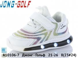 Джонг - Гольф Кроссовки LED A10106-7 21-26