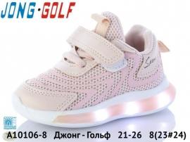 Джонг - Гольф Кроссовки LED A10106-8 21-26