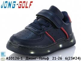 Джонг - Гольф Кроссовки LED A10126-1 21-26