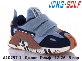 Джонг - Гольф Кроссовки закрытые A10297-1 22-26