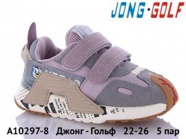 Джонг - Гольф Кроссовки закрытые A10297-8 22-26